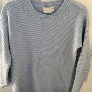 Wilfred baby blue sweater